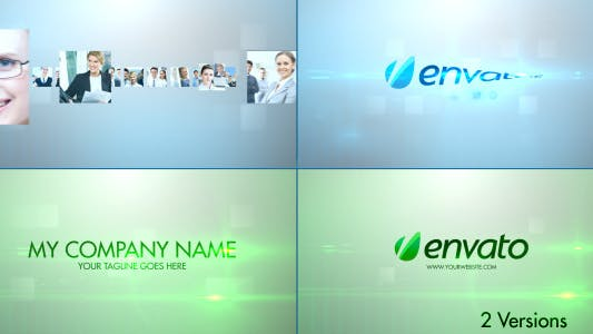 Download 4 Organization Team Intro Editable Video Templates
