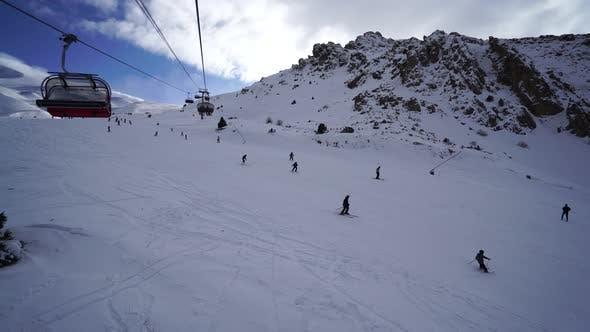 Thumbnail for Skiing