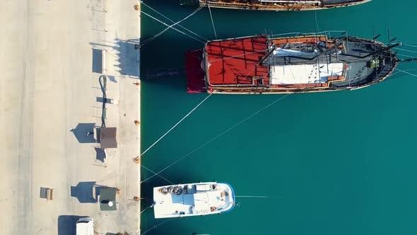 Boats Yachts Marina