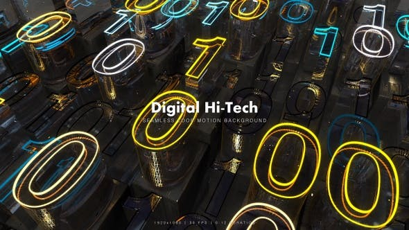 Thumbnail for Digital Hi Tech Motion