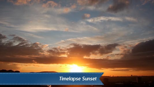 Cover Image for Timelapse Sunset
