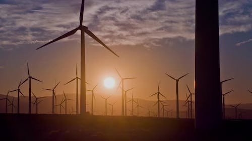 Wind Turbines for Renewable Electric Energy Production
