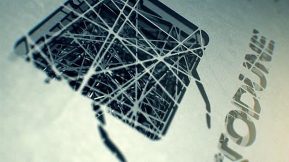 Spiderweb Logo enthüllen