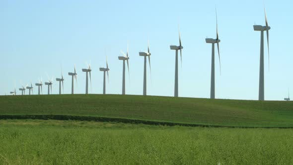 Cover Image for Wind Power Energy, Ecology