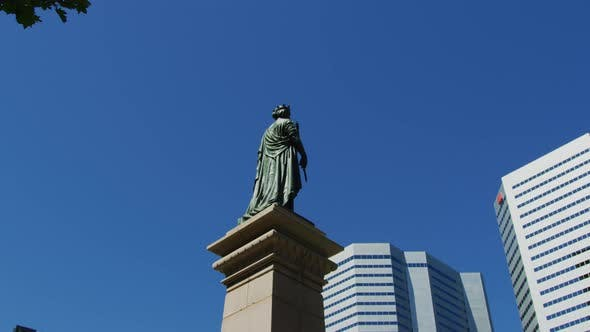 Thumbnail for Victoria Memorial, Montreal