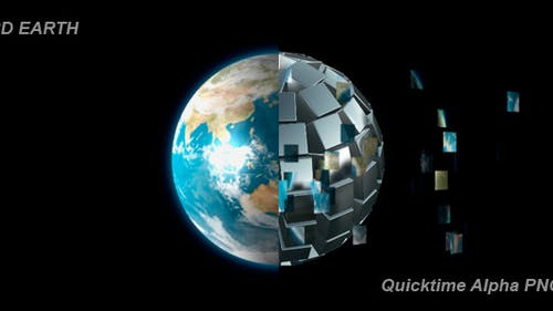 3D Трансформация Земли