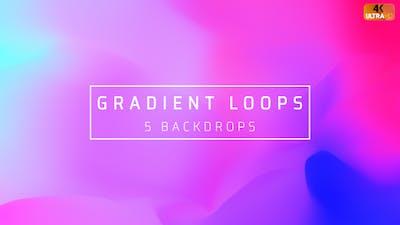 Gradient Loops Grade B