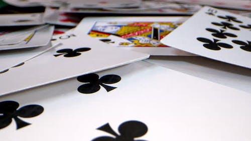 Gambling Poker Cards