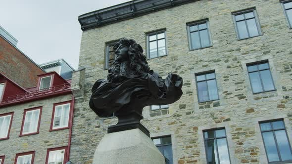 Thumbnail for Bust of Louis XIV in Quebec City