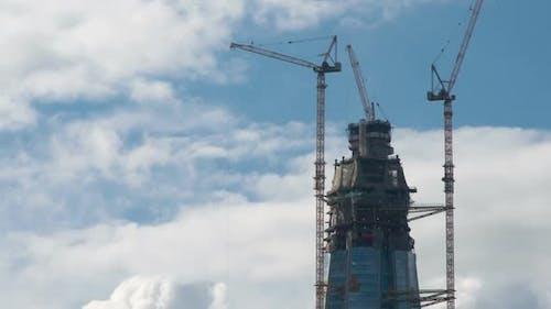 Construction Of The Skyscraper