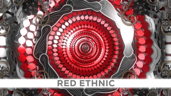 Thumbnail for Red Ethnic