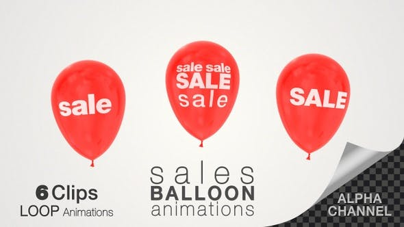 Thumbnail for Sale Balloons