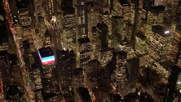 Thumbnail for Cityscape of Modern Urban Metropolis City Skyline