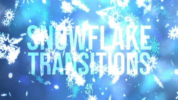 Cover Image for Snowflake Transitions