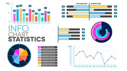 Thumbnail for Estadísticas del gráfico de información