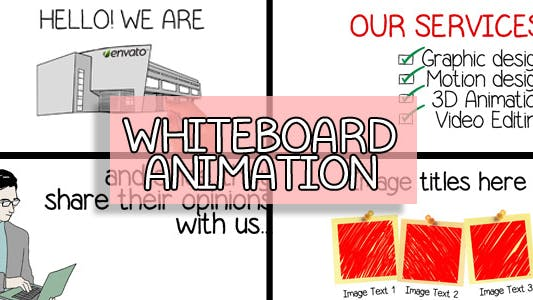 Whiteboard Animated Company Presentation