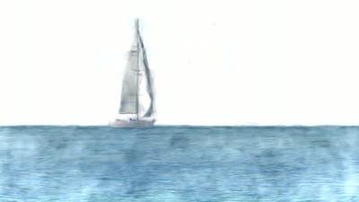Sailboat Stop Motion