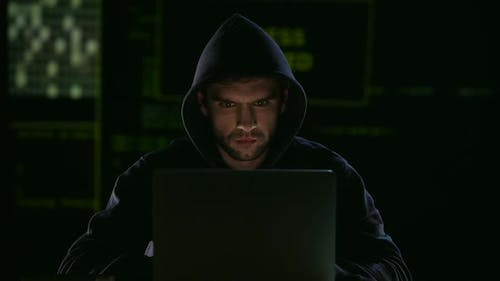 Cybercriminal Is Happy and Satisfied With His Success in Hacking Site Protection