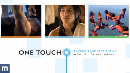 One Touch Corporate Presentation