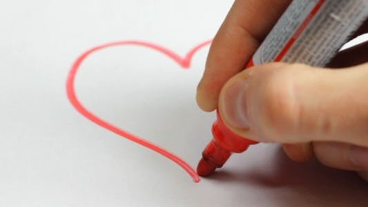 Thumbnail for Drawing A Heart