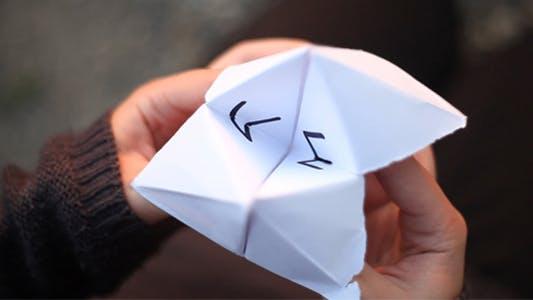 Thumbnail for Paper Fortune Teller