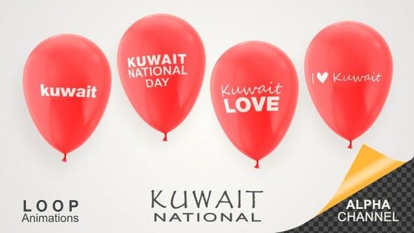 Thumbnail for Kuwait Nationalfeiertag Ballons