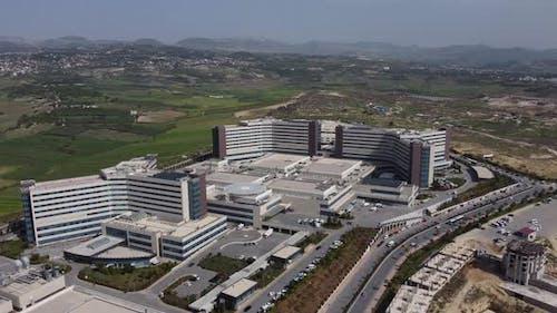 Aerial Drone Hospital
