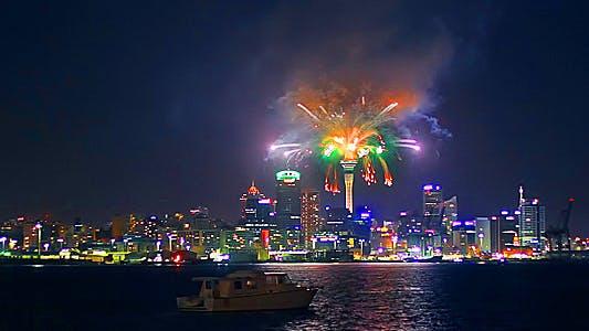 Thumbnail for Auckland Fireworks