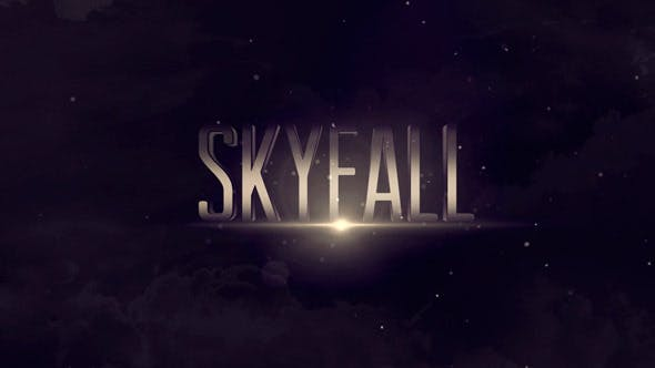 Thumbnail for Skyfall Trailer