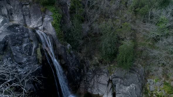 Thumbnail for Aerial Waterfall