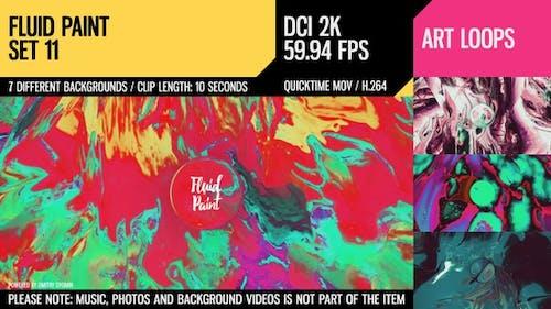 Fluid Paint (2K Set 11)