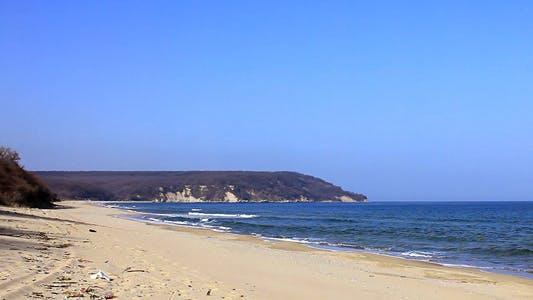 Thumbnail for Beautiful Empty Beach