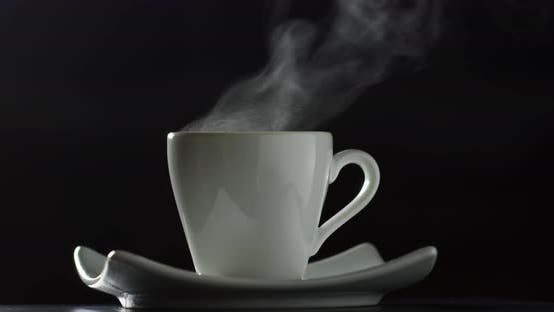 Thumbnail for A cup of hot coffee