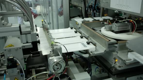 HighTech Equipment at the Enterprise Automation in Industry