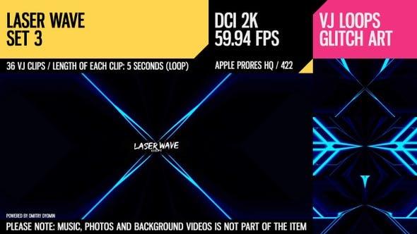 Thumbnail for Laser Wave (2K Set 3)