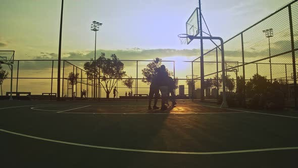 Thumbnail for Basketball Match
