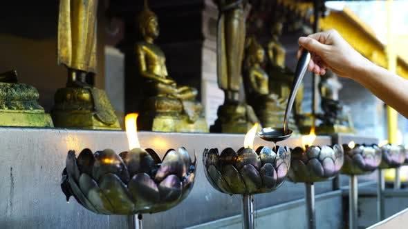 Ritual Buddhist