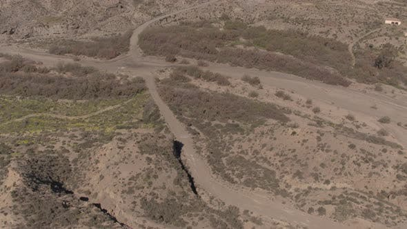 Thumbnail for Aerial view of Texas Hollywood