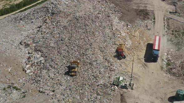 Rubbish Landfill Waste Management