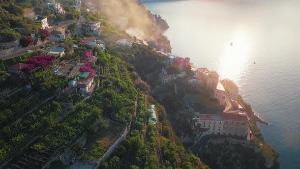 Thumbnail for Amalfi Coast by Dawn