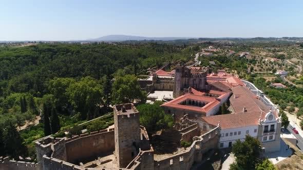 Thumbnail for Templars Castle and Convent of Christ in Tomar, Portugal