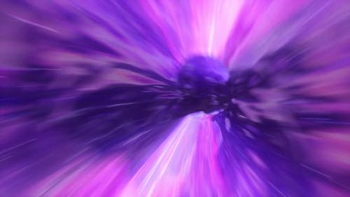 Fast Galaxy Travel Through Wormhole