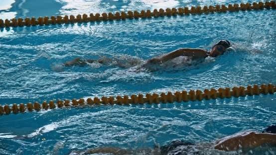 Thumbnail for Swim Race