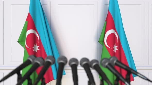 Thumbnail for Azerbaijani Official Press Conference