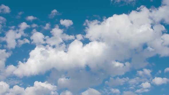 Serene Summer Sky