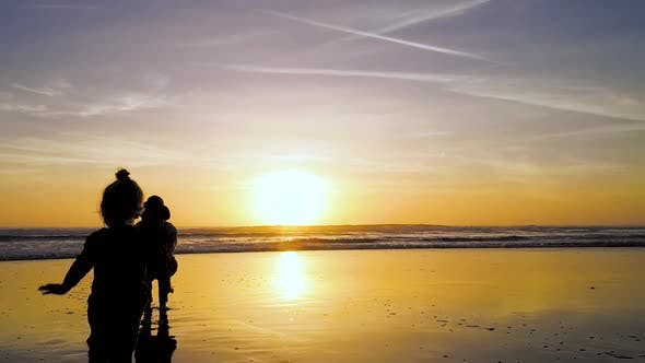 Thumbnail for Sunset Hugs