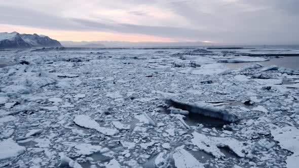 Crushed Icebergs