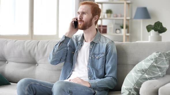 Thumbnail for Man Talking on Phone with Customer in Office