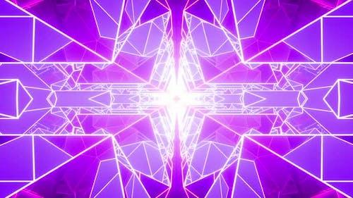 Neon Cyber Vj Loops 1