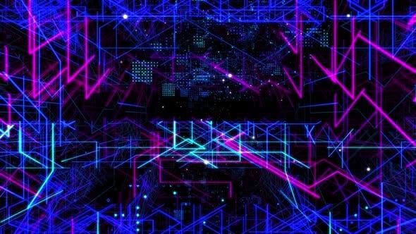 Thumbnail for Network Tunnel 02 4K